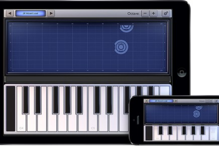 Xkey Synthesizer iOS app from CME partner One Red Dog
