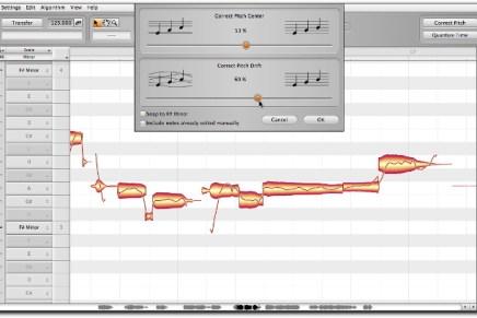 Tracktion 5 software bundles Melodyne