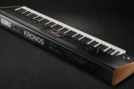 Korg Introduces the New Kronos