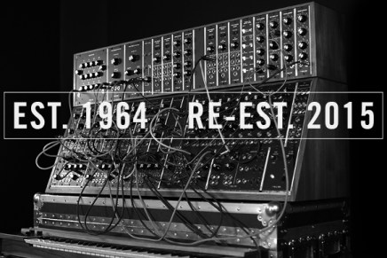Moog Recommences Manufacturing Large Format Modular Synthesizers