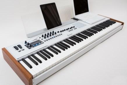 Arturia announces availability of KeyLab 88