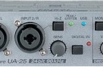 New Edirol UA-25 USB Audio/MIDI interface