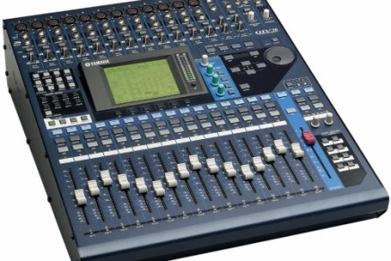 Yamaha releases the 01V96V2 Digital mixer