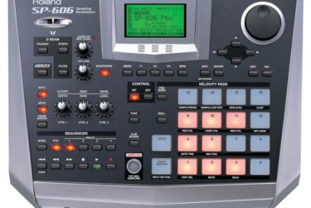 Roland ships the SP-606
