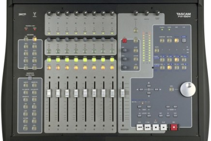 Tascam updates the FW-1884 to 1.30