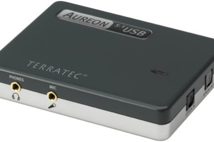 Terratec announces the Aureon 5.1 USB MK II
