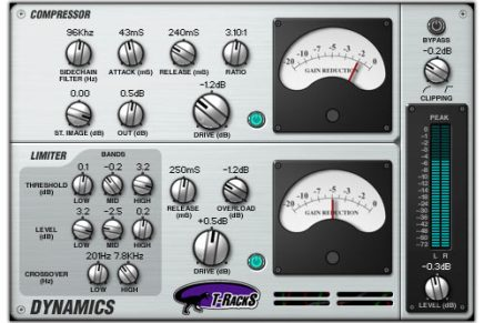 T-RackS VS from IK Multimedia now available