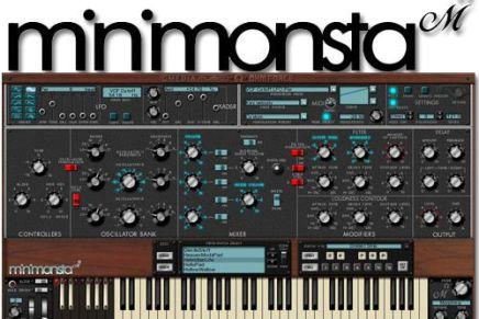 Gforce announces Minimonsta