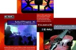 E-MU announces new expansion sound libraries for Proteus X and Emulator X