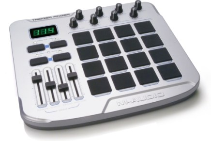 M-Audio announces new MIDI control surface