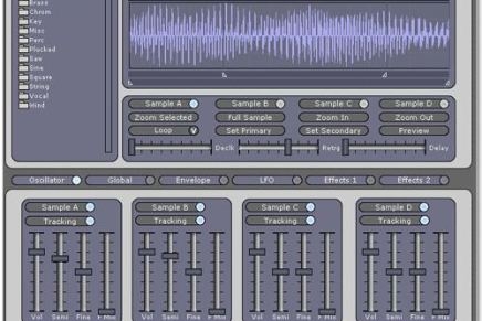 ConcreteFX: product updates and new softsynth: Vectrik