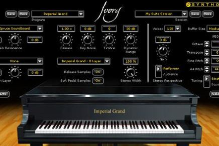 Synthogy updates Ivory to v.1.0.5.
