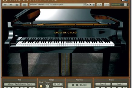 Native Instruments announces Akoustik Piano