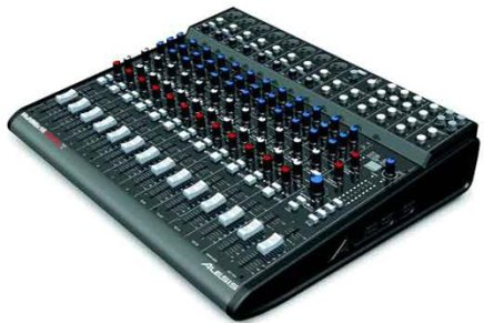 Alesis announces MultiMix mixers featuring FireWire