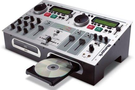 Numark announces the KMX01 and CDMIX3 DJ Stations