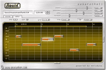 Ueberschall releases Liquid Instruments Electric Bass
