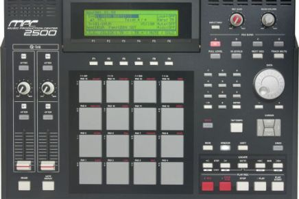 Akai announces the MPC 2500