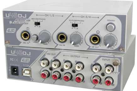 ESI Egosys introduces USB Mobile Recording Interface