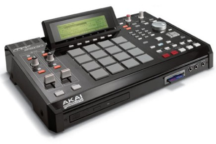 Akai debuts MPC2500 Music Production Center