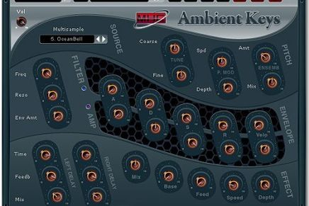 MHC announce Ambient Keys 1.5 for Mac