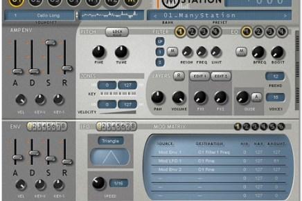 Manystation 2.0 released