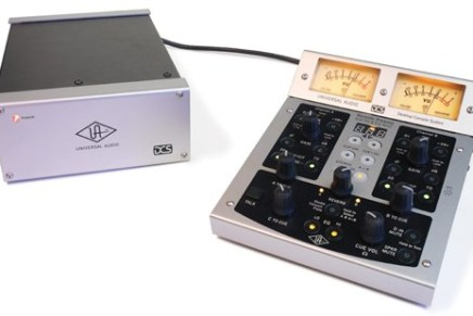 UA shows DCS Remote and 2-LA-2 at AES