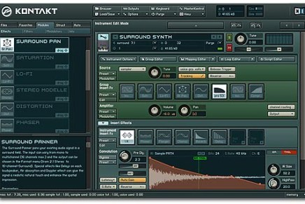 NI releases update for Kontakt 2