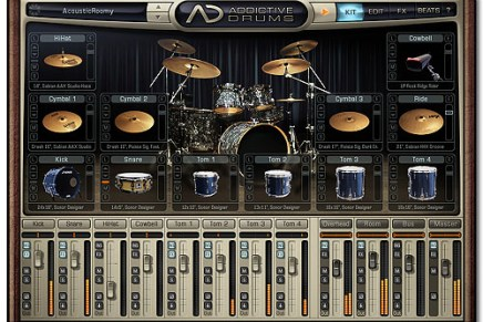 XLN Audio releases Addictive Drums Vsti