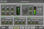 SSL launches Drumstrip, a drum processing plug-in for Duende