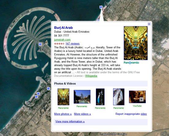 Dubai Page