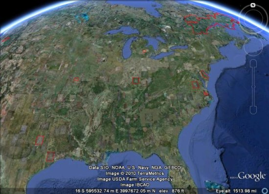 How Often Does Google Update The Imagery In Google Earth