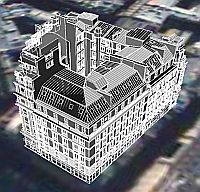 3D Building Photogrammetry in Google Earth