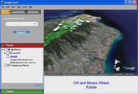 Google Earth Video Tutorials