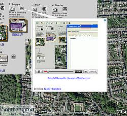 Video Tutorial inside Google Earth
