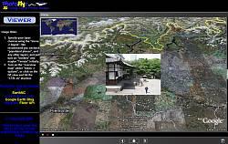 PhotoFlyr in Google Earth