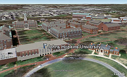 3D Campus contest in Google Earth