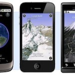 Android and Google Earth Technology