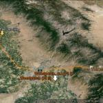 Using Google Lit Trips to follow your favorite characters in Google Earth