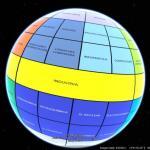 Using Google Earth to display knowledge