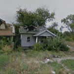 Historical Street View imagery shows Detroit being reclaimed by nature