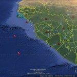 Mapping the Ebola outbreak in Google Earth