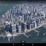 Google Rewrites Google Earth for Android