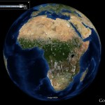 Animating historical imagery using the Google Earth plugin