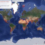 New Google Earth Imagery – March 2015