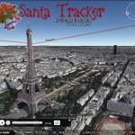 Google Earth Blog Santa Tracker