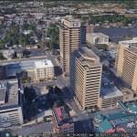 Lexington Financial Center vanishes
