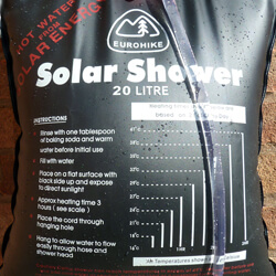 Eurohike Solar Shower