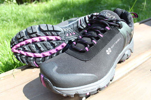 Not your average trail shoe
