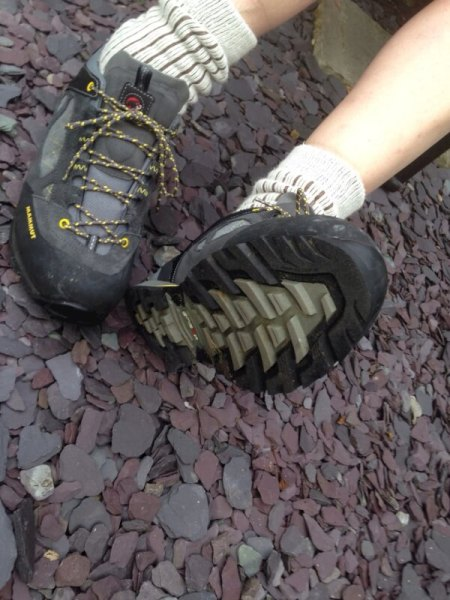 Mammut Ridge Low Shoe