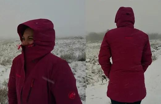 mammut misaun snow montage